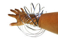 Pure Energy Arm Slinky Flow Ring Spring Toy!