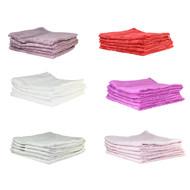 """Miracle Spa by Barefoot Bamboo Washcloth Set 6 Pk (14""""x14"""")"""