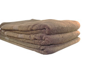 Miracle Spa by Barefoot Bamboo Bath Towel 30x60 Chocolate