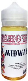 MIDWAY eLiquid 100ml bottle