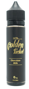 Golden Ticket eLiquid 60ml bottle