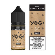 Yogi Salt Nic - Original Granola Bar 30mL 35mg