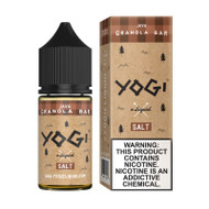Yogi Salt Nic - Java Granola Bar 30mL 35mg