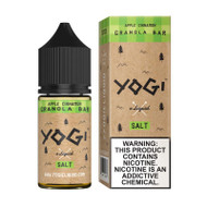 Yogi Salt Nic - Apple Cinnamon Granola Bar 30mL 35mg