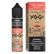 Yogi Farms Pomegranate 60ml bottle