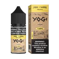 Yogi Farms Salt Nic - Pineapple 30mL 36mg