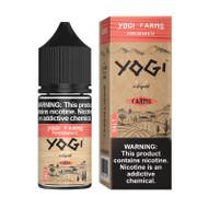 Yogi Farms Salt Nic - Pomegranate 30mL 36mg