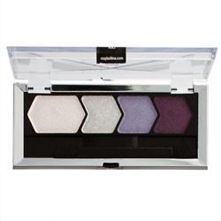 Maybelline Eye Studio Color Plush Silk Eye Shadow Violet Volt 500