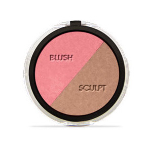 L'Oreal Studio Secrets The One Sweep Sculpting Blush Duo Flush 830