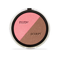 L'Oreal Studio Secrets The One Sweep Sculpting Blush Duo Nectar 825