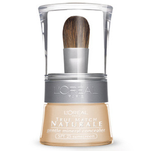 L'Oreal True Match Bare Naturale Mineral Concealer Medium/Deep 484