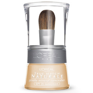 L'Oreal True Match Bare Naturale Mineral Concealer Medium 482