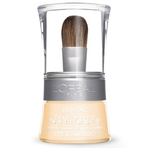 L'Oreal True Match Bare Naturale Mineral Concealer Light/Medium 480
