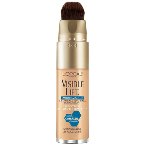 L'Oreal Visible Lift Smooth Absolute Foundation #170 Natural Beige