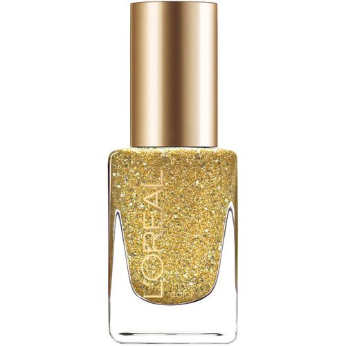 L'Oreal Paris Colour Riche Nail Color Gorgeous Gold 168