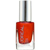 L'Oreal Project Runway Nail Polish The Muse's Inspiration 796