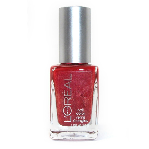 L'Oreal Ltd Diamond Collection Nail Polish Lifetime Love 602