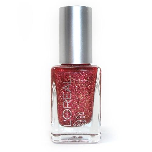 L'Oreal Ltd Diamond Collection Nail Polish Fancy Me 604
