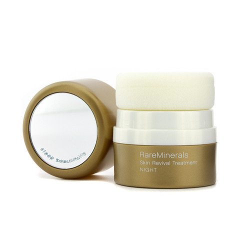 Bare Escentuals RareMinerals Skin Revival Night Treatment