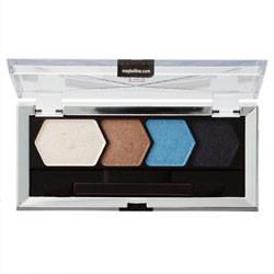 Maybelline Eye Studio Color Plush Silk Eye Shadow Striking Blue 600