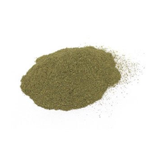 Peppermint leaf powder