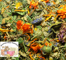 Blossoms of Well-being Herbal Tea Blened