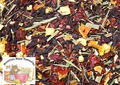 Hibiscus Orange Herbal Tea Blened