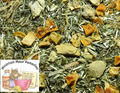 Orange Ginger Mint Herbal Tea