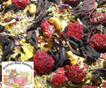 Raspberry Riot Lemon Herbal Tea Blended