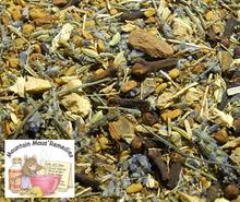 Cast-Away Melancholy Blues Herbal Tea
