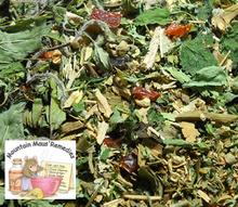 Stress Zapper Herbal Tea Blended