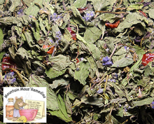 Chocolate Mint Herbal Tea Blended