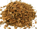 Gentian Root cut and sifted