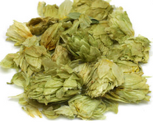 Hops is valued for it's effects in nervous digestive disorders. Indigestion worse with stress. Colitis, irritable bowel syndrome. Bloating. Anorexia. Nervous irritability and unrest. Insomnia from mental overactivity, stress. Pain (esp. Mouth, ear, muscles, neuralgic; int. and ext.). Sexual overstimulation. Contains estrogenic substances; has been used for PMS, pain at onset of menses. Promotes milk flow.
