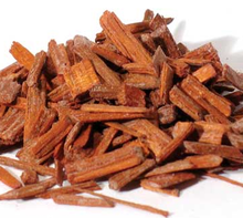 Red Sandle Wood Chips