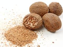 Nutmeg Whole or powdered