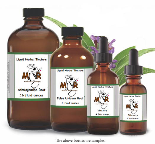 Chaparral Leaf Herbal Tincture