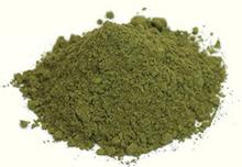 Spearmint leaf powder
