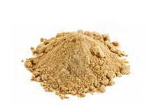 Camu Camu can range in color from off white to tannish brown.