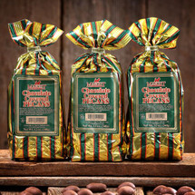 3 12 oz bags of chocolate covered pecans