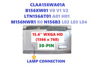 """15.6"""" AU Optronics B156XW01 Widescreen LCD Panel For Notebooks"""