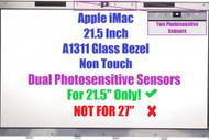 "Apple IMac 21.5"" Glass panel A1311 922-9343"