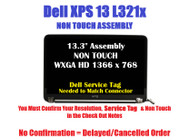 """Dell XPS 13 L321X 13"""" Complete LCD LED Screen Display Panel for Dell XPS 13 L321"""