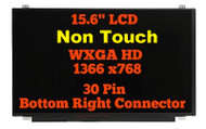 """Generic 15.6"""" HD Screen Compatible with Lenovo 5d10k81087 FIT NT156WHM-N32 Laptop Replacement LED LCD"""