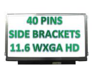 "B116XW03 V.1 New AUO 11.6"" WXGA HD LED LCD Notebook Screen MATTE / Non-Glare"