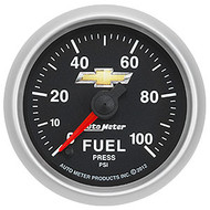 Auto Meter 880449 GM Series Electric Fuel Pressure Gauge