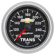 Auto Meter 880448 GM Series Electric Transmission Temperature Gauge