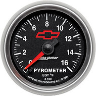 "2-1/16"" Pyrometer Kit, 0-1,600° F, Full Sweep Electrical"