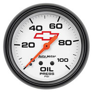 "2-5/8"" Oil Pressure, 0-100 psi, Mechanical"
