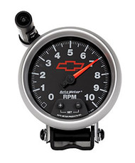"3-3/8"" Tachometer, 10,000 rpm with Shift Light"